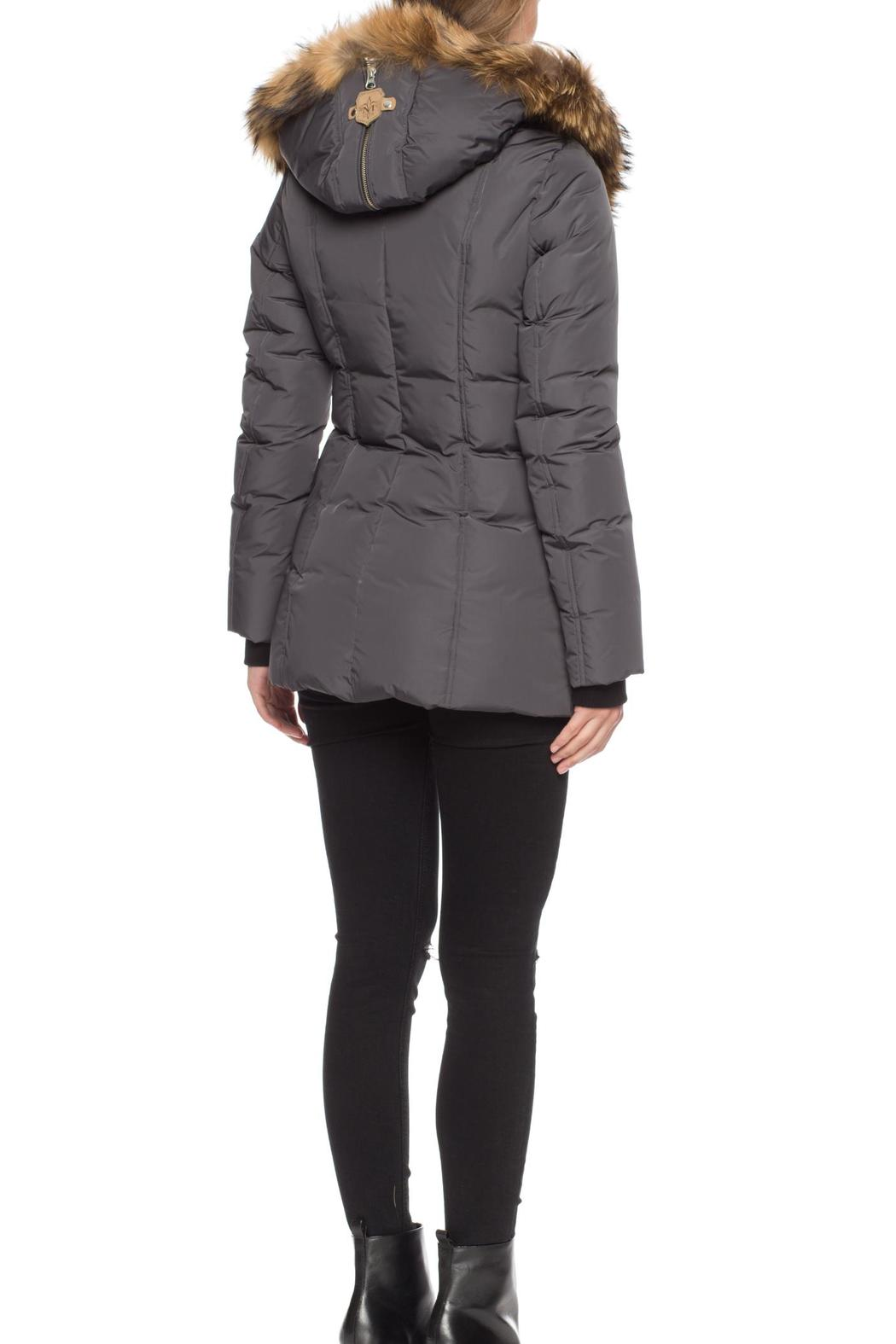 Mackage Akiva Down Coat - Back Cropped Image