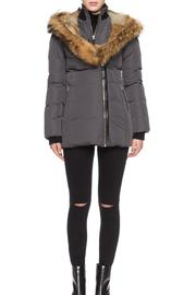 Mackage Akiva Down Coat - Front cropped