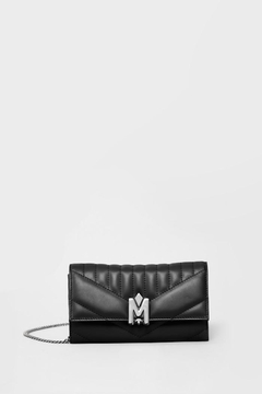 Mackage Anata-Q Leather Crossbody Wallet - Product List Image