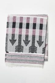 Mackage Aro Woven Scarf - Front cropped