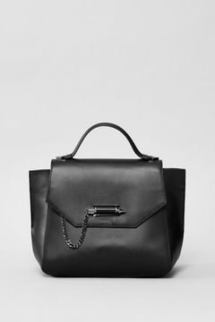 Mackage Asya-F Leather Satchel - Product List Image