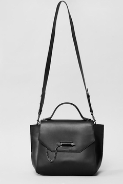 Mackage Asya-F Leather Satchel - Alternate List Image
