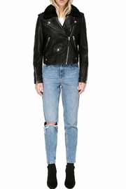 Mackage Baya Leather Jacket - Product Mini Image