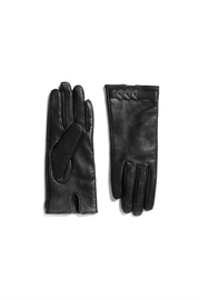 Mackage Boga Leather Gloves - Front cropped