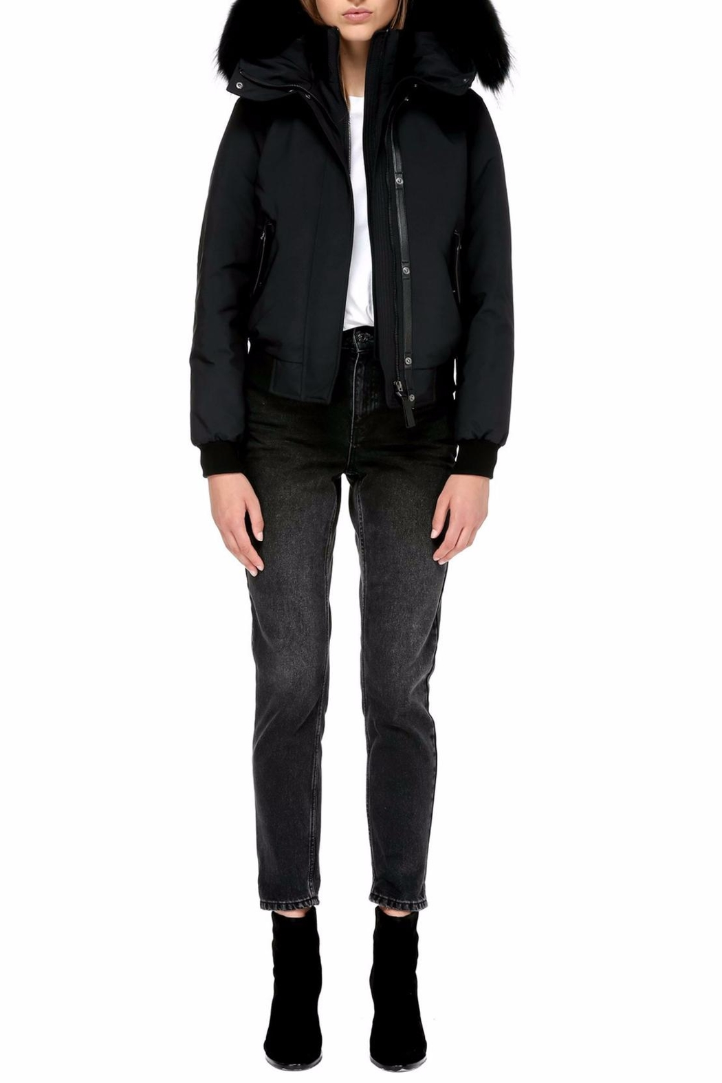 Mackage Britnie Down Bomber - Side Cropped Image