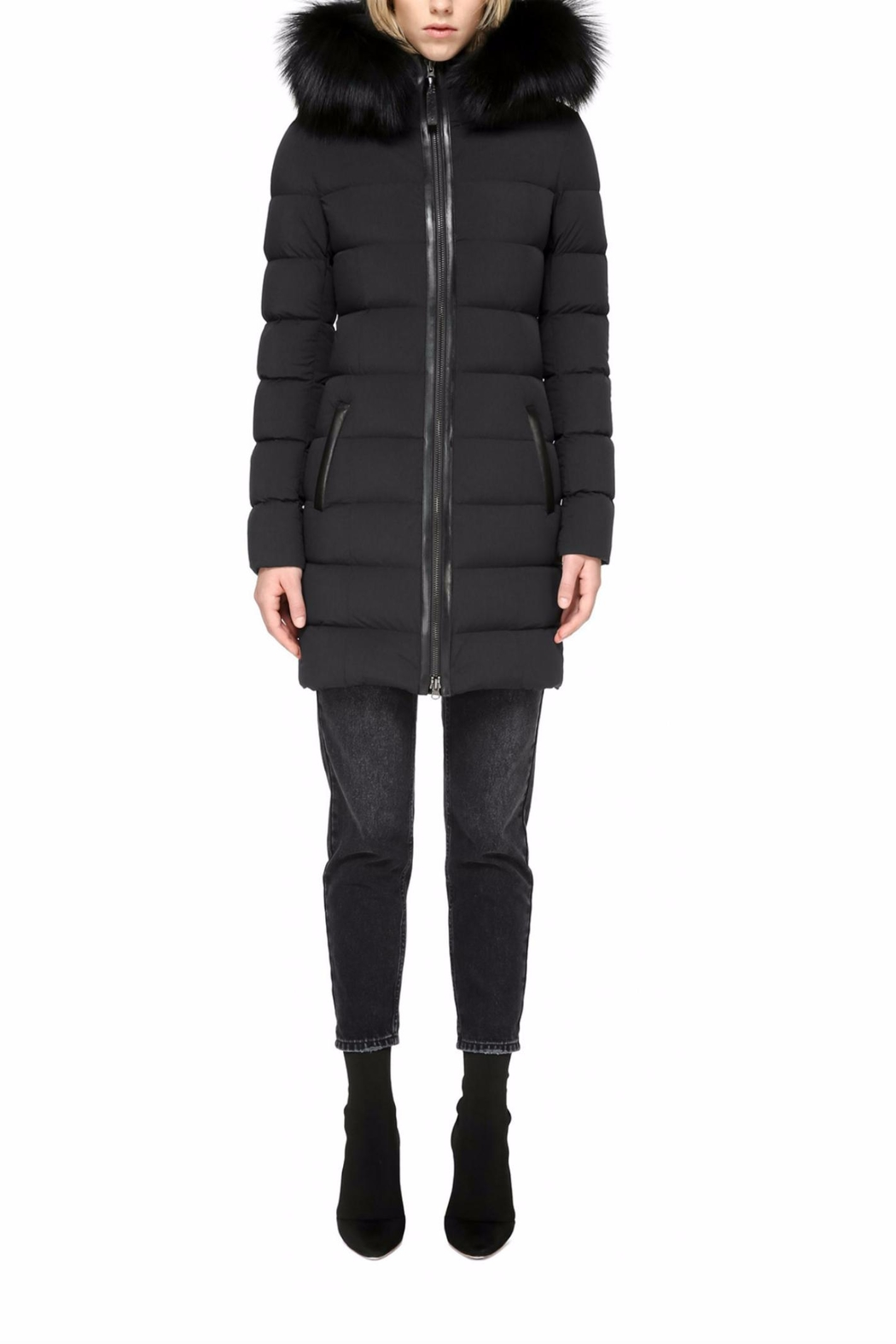 Mackage Calla Down Coat - Front Cropped Image