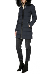Mackage Calla Down Coat - Back cropped