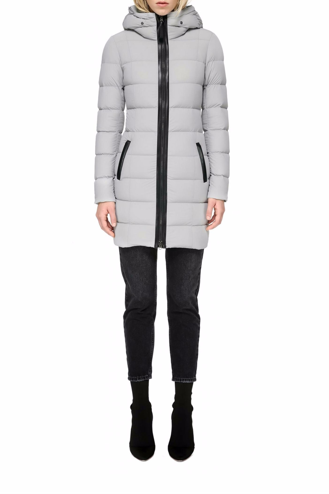 Mackage Calla Down Coat - Side Cropped Image