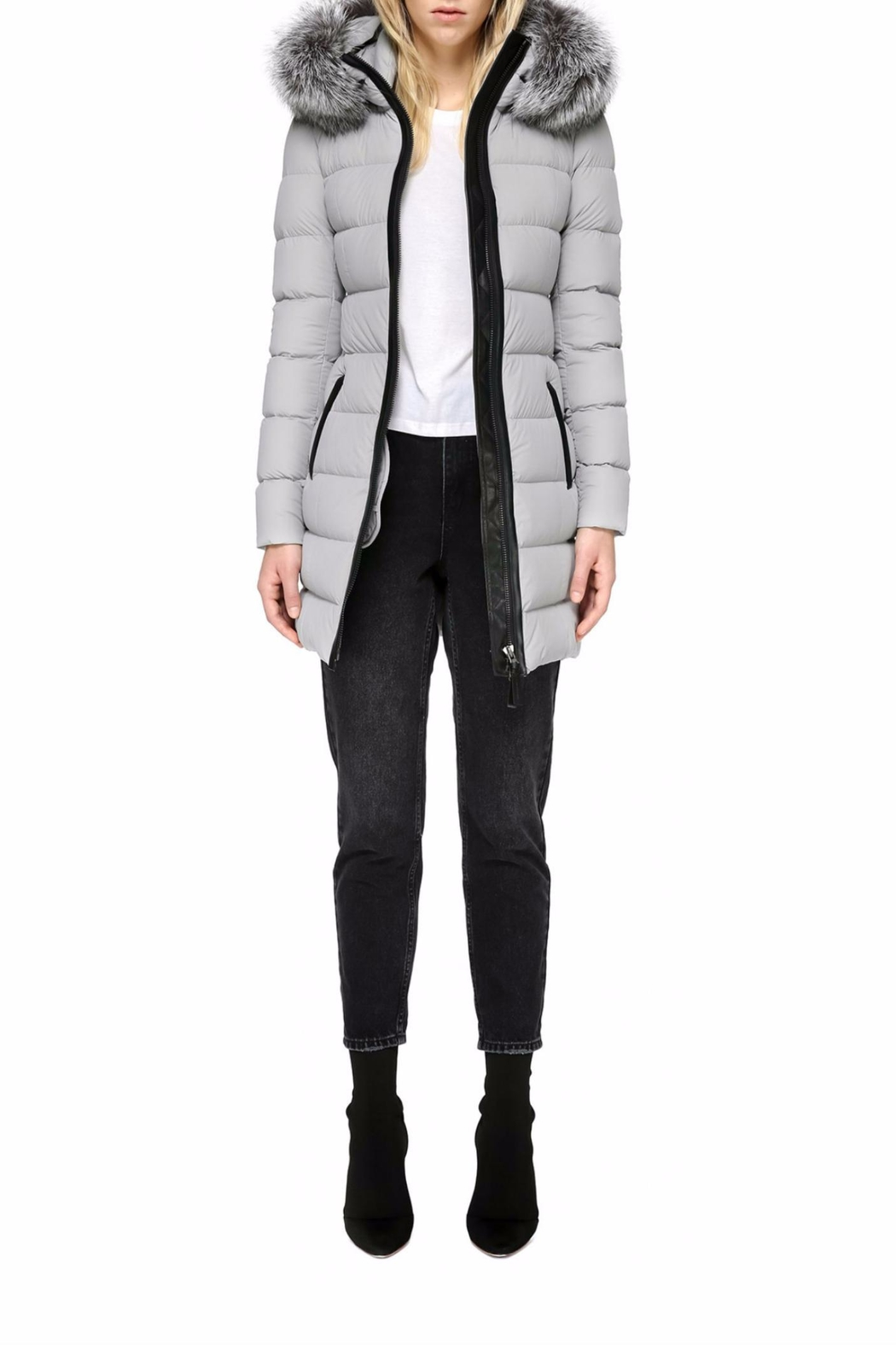 Mackage Calla Down Coat - Front Full Image