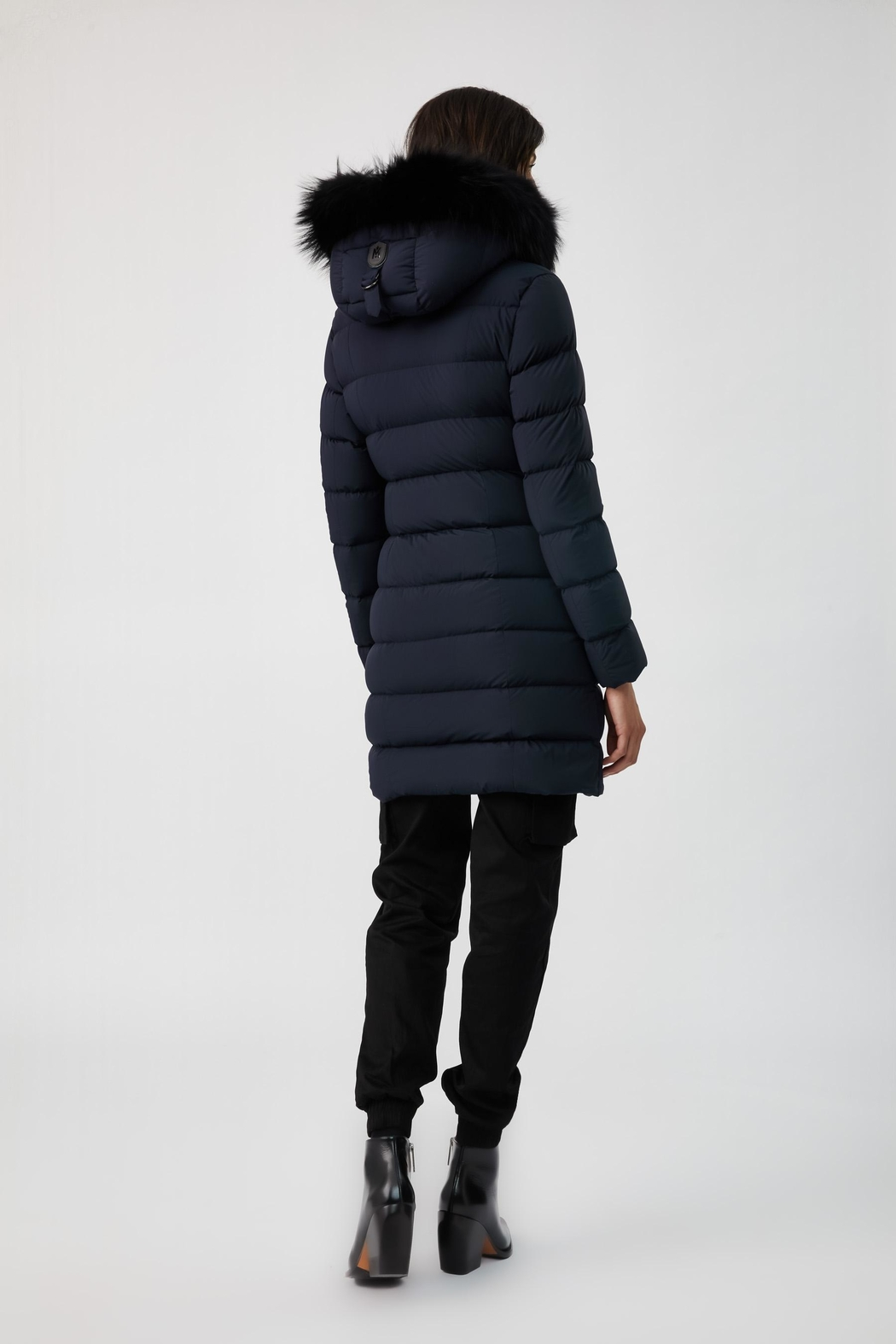 Mackage Calla Down Jacket - Side Cropped Image
