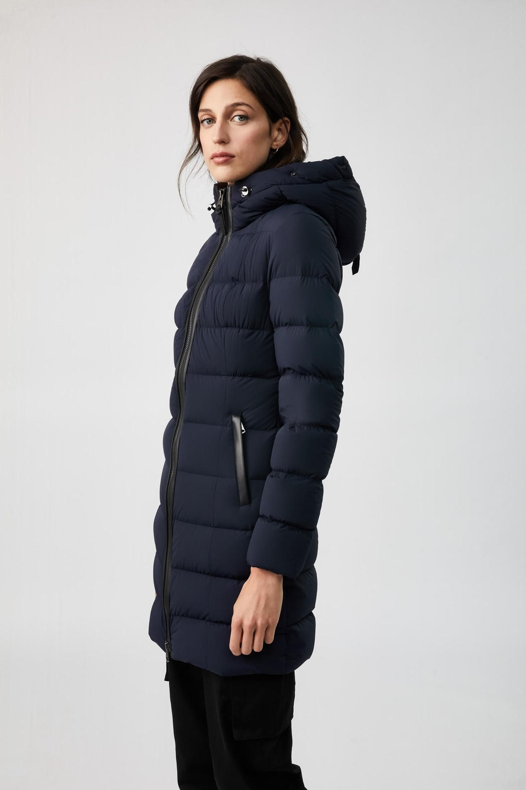 Mackage Calla Down Jacket - Front Full Image