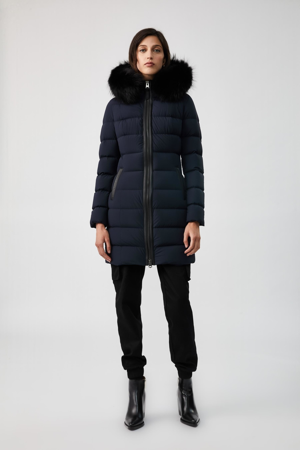 Mackage Calla Down Jacket - Front Cropped Image