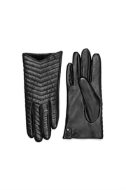 Mackage Cano Leather Gloves - Front cropped