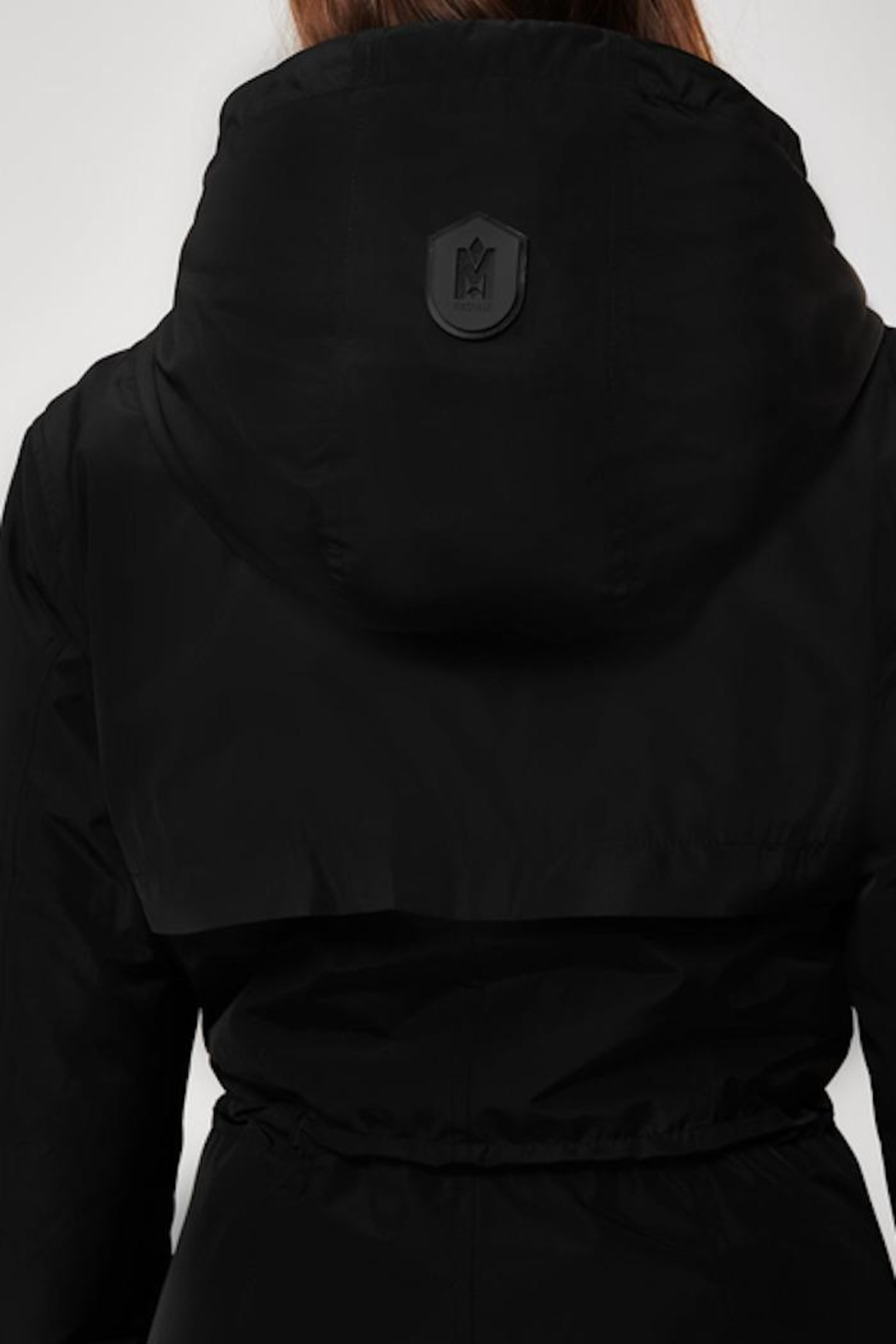 Mackage Casey Down Lightweight Rain Jacket - Back Cropped Image