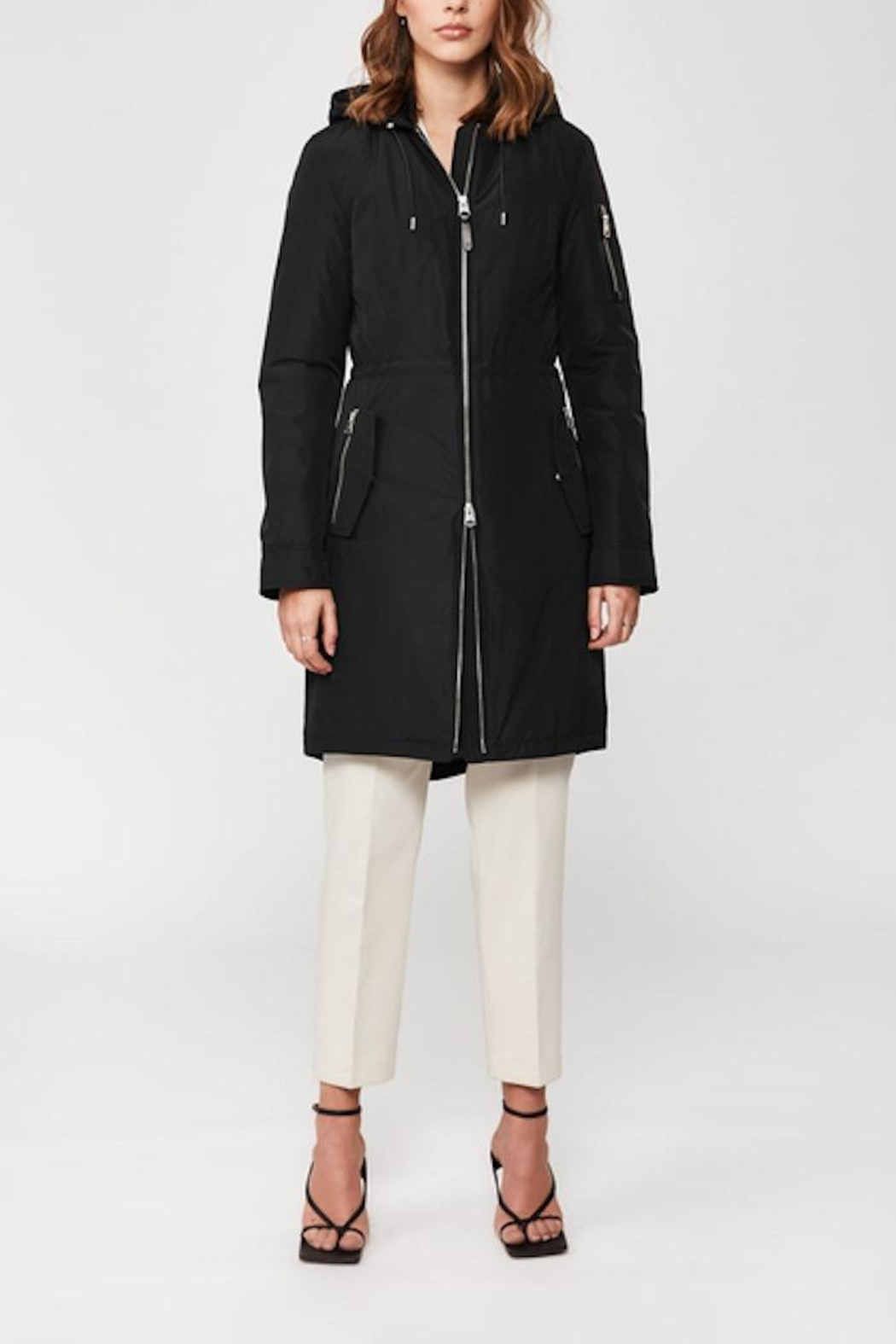 Mackage Casey Down Lightweight Rain Jacket - Main Image