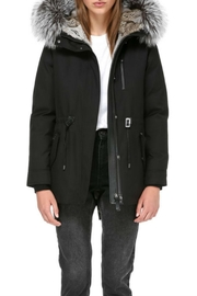 Mackage Chara X Twill Parka - Side cropped