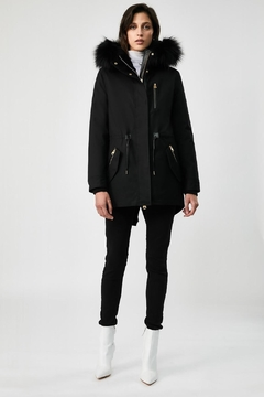 Mackage Chara-Xr Fur-Lined Parka - Product List Image