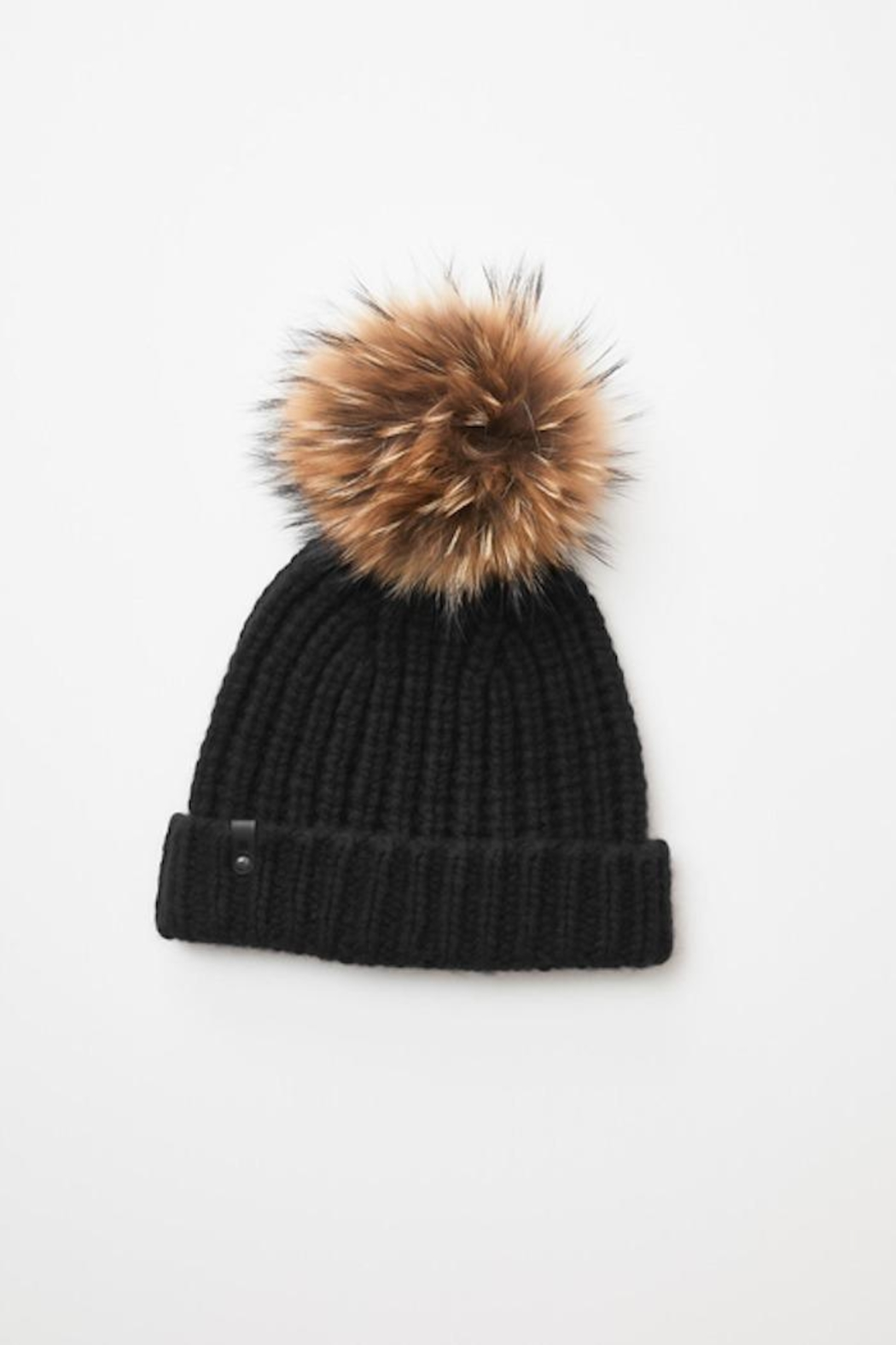 Mackage Doris-R Classic Knit Hat - Front Cropped Image