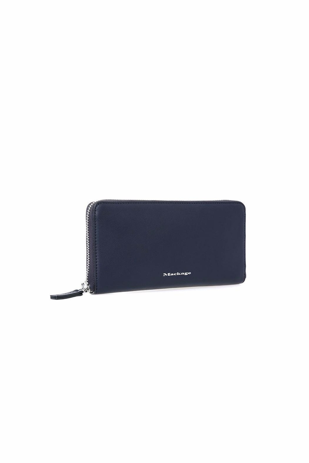 Mackage Duke Leather Wallet - Front Full Image