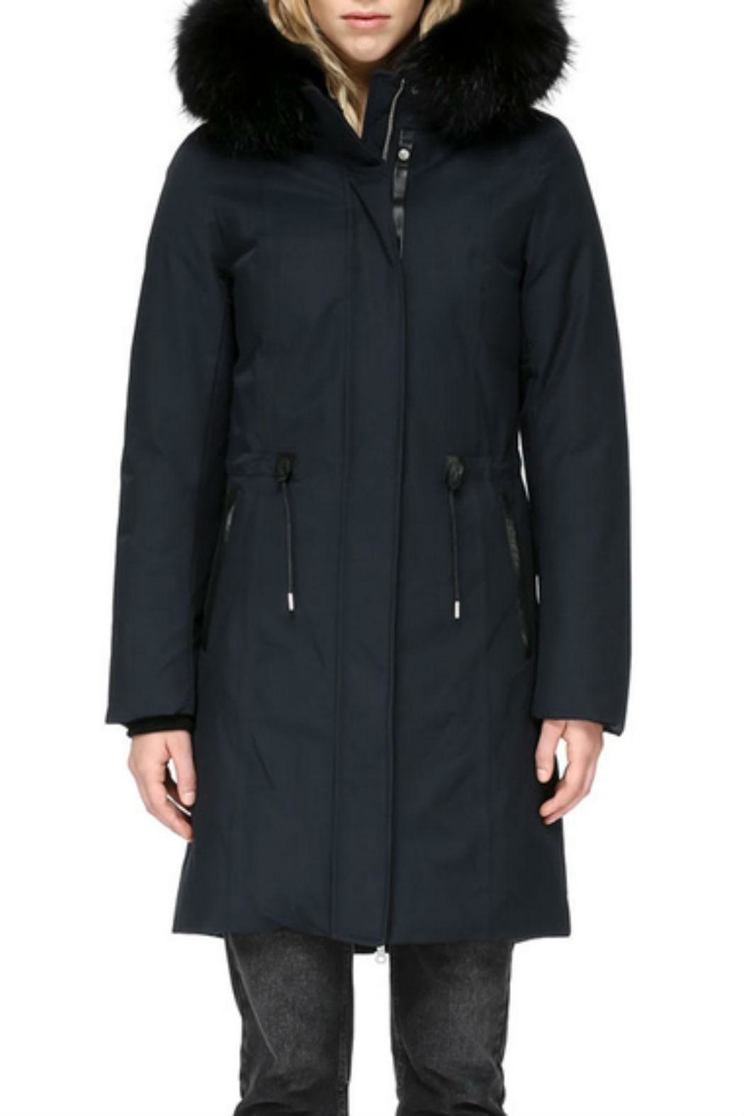 Mackage Enia Down Coat - Front Cropped Image