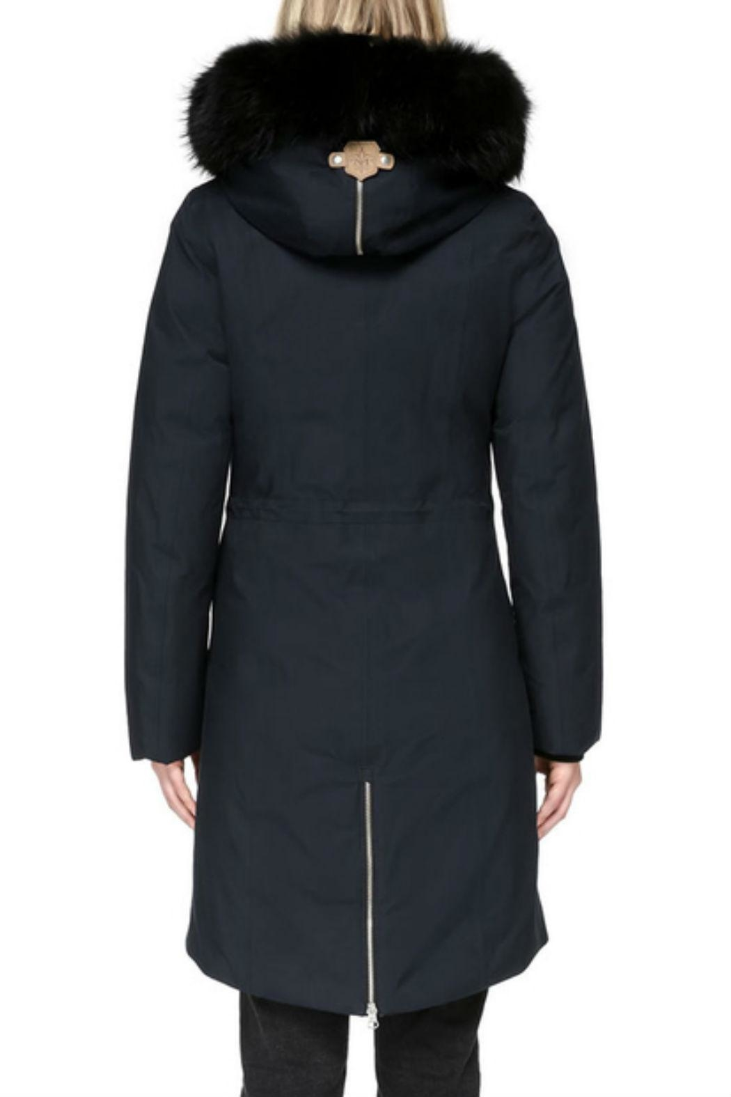 Mackage Enia Down Coat - Back Cropped Image