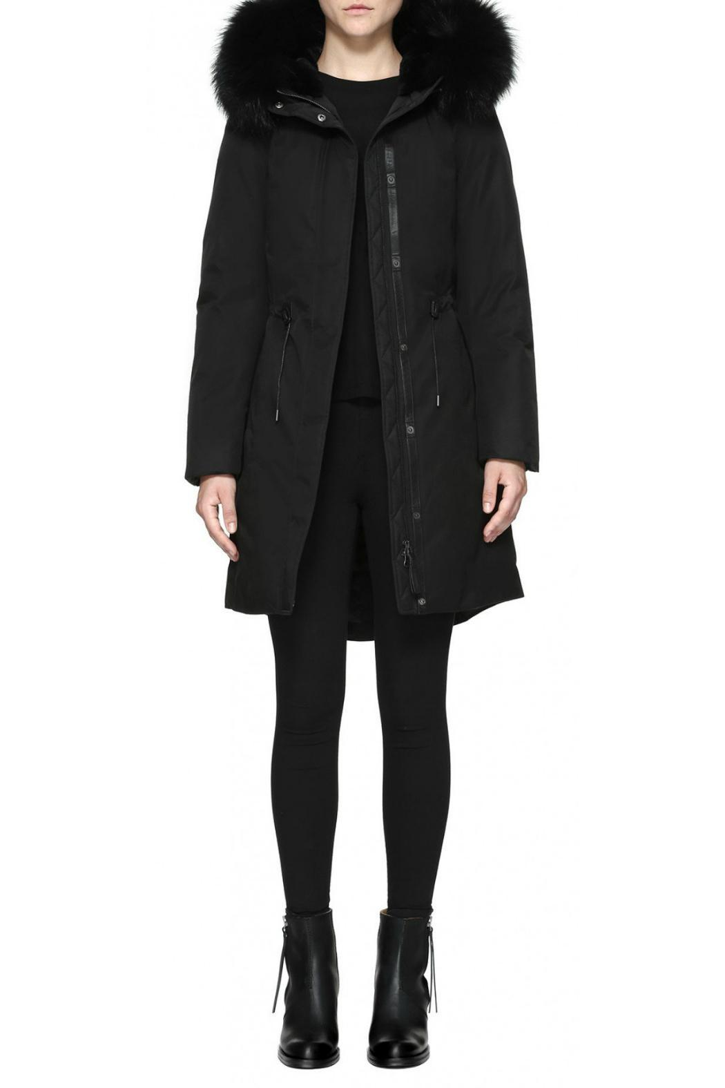 Mackage Enia Down Coat - Front Full Image