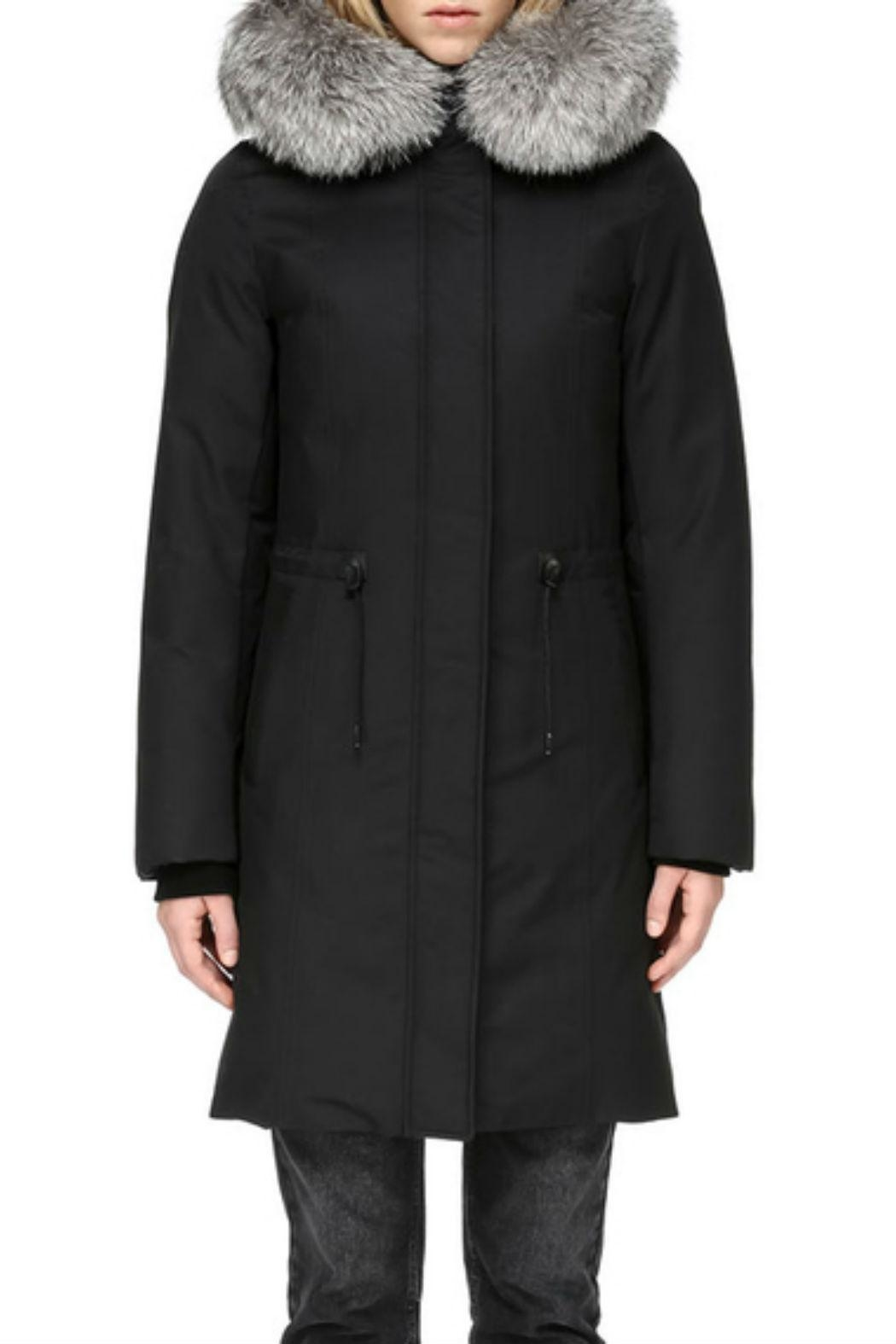 Mackage Enia X Down Coat - Front Full Image
