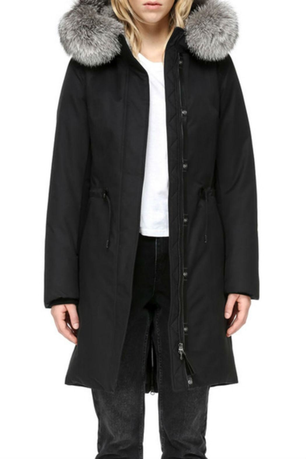 Mackage Enia X Down Coat - Side Cropped Image
