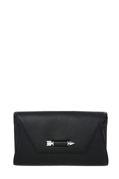 Shoptiques Product: Flex Leather Clutch