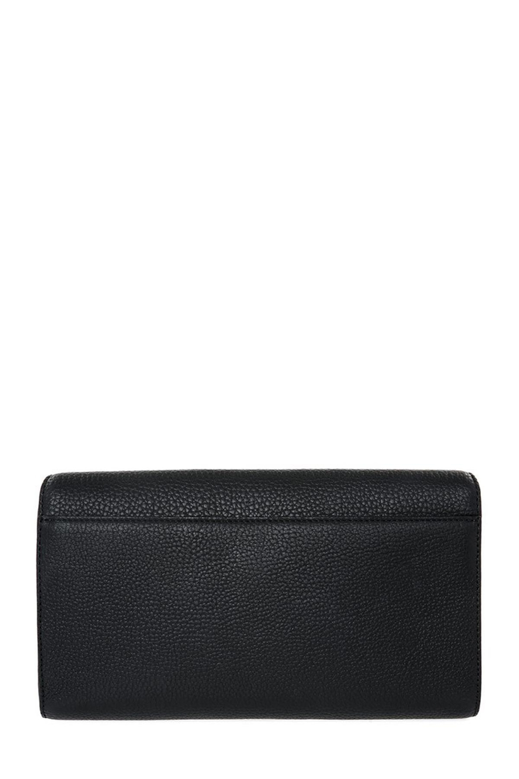 Mackage Flex Leather Clutch - Back Cropped Image