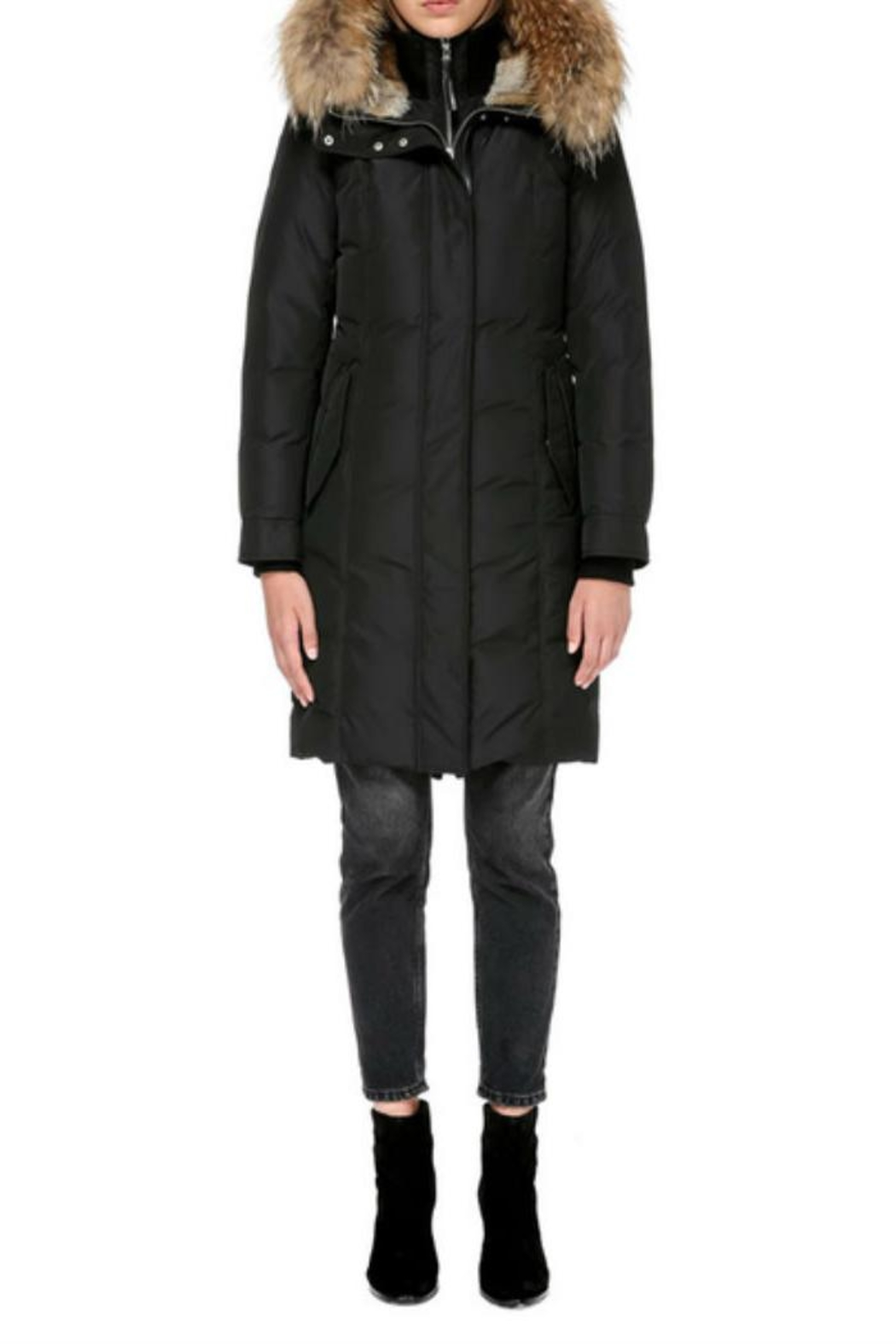 Mackage Harlin Down Coat - Front Cropped Image