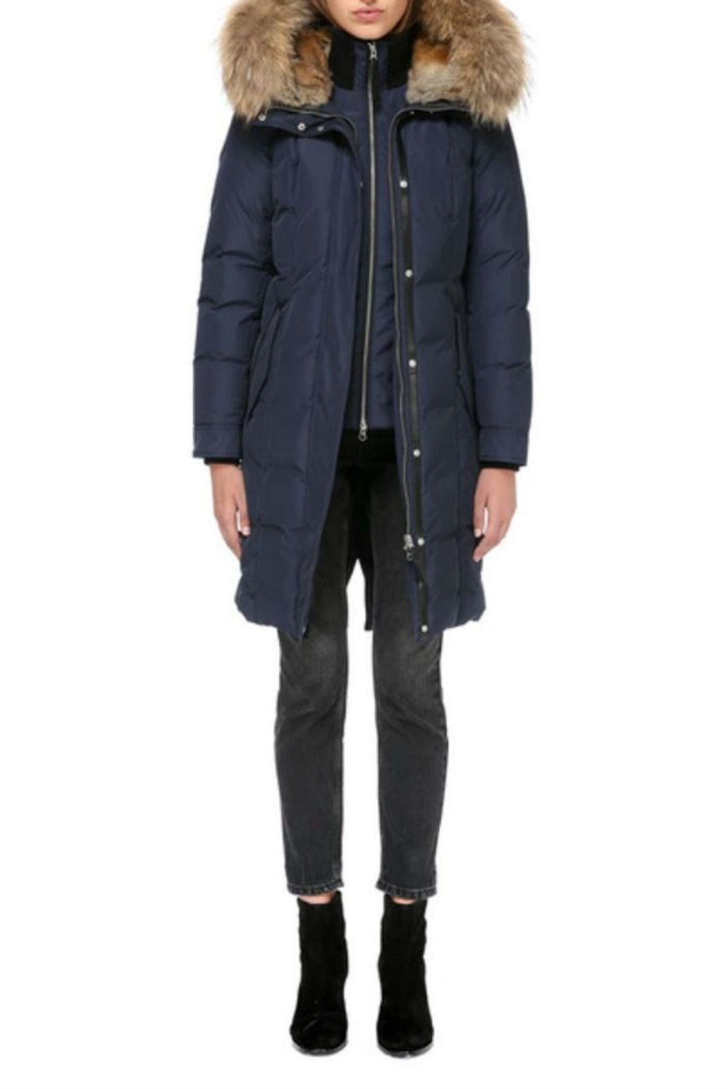 Mackage Harlin Down Coat - Front Full Image