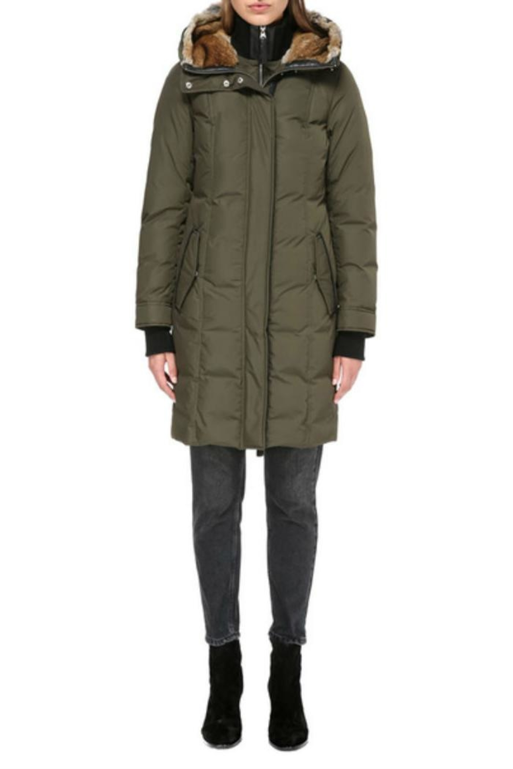 Mackage Harlin Down Coat - Side Cropped Image
