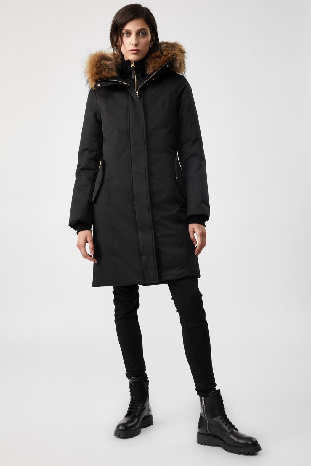 Mackage Harlowe-R Down Coat - Front Cropped Image