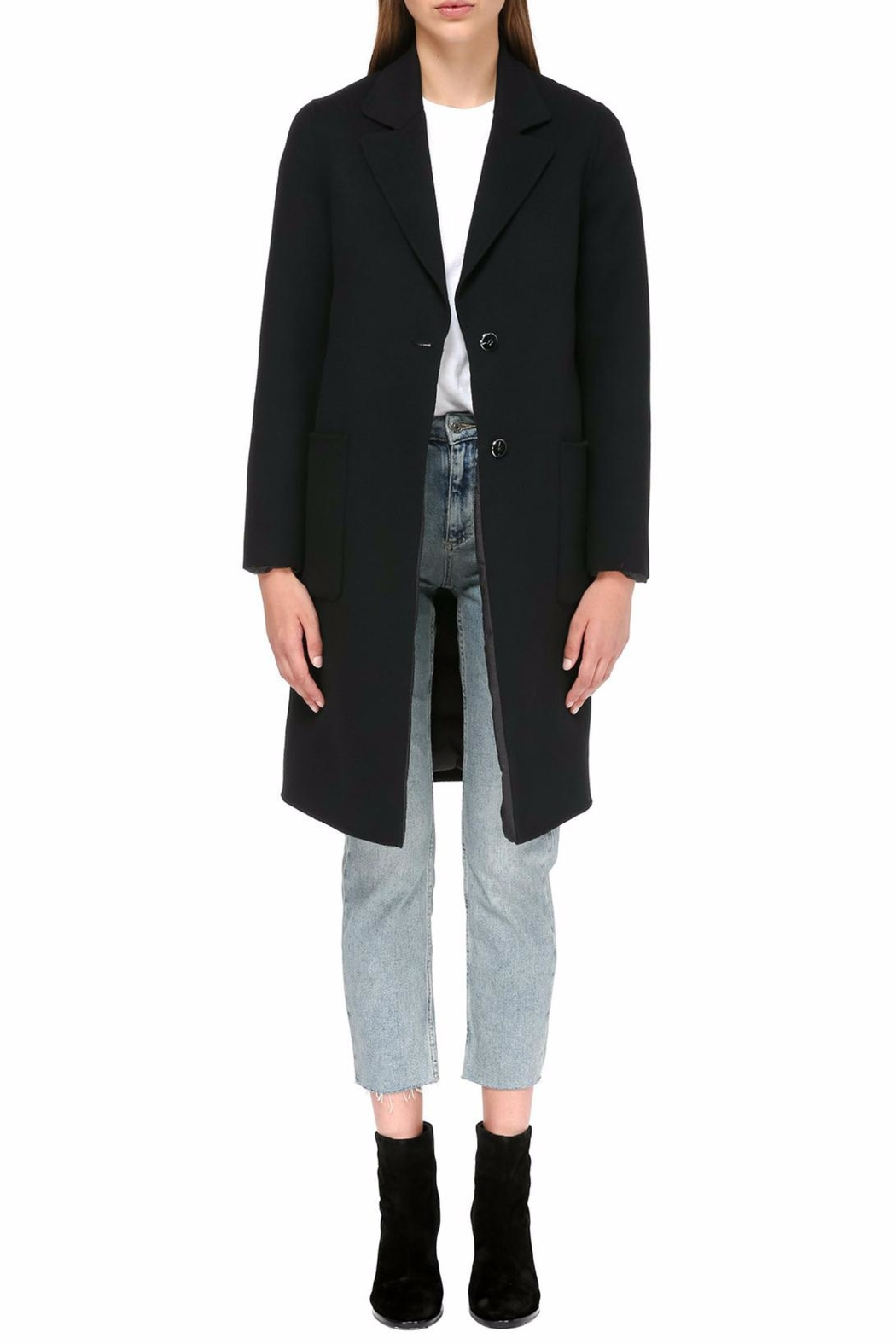 Mackage Heida Down Coat - Front Cropped Image