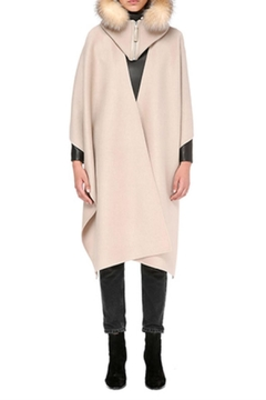 Mackage Helina-X Wool Cloak - Product List Image