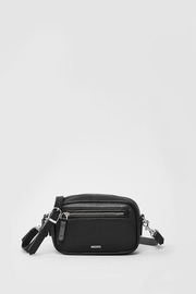 Mackage Jace Pebbled Crossbody Bag - Front cropped