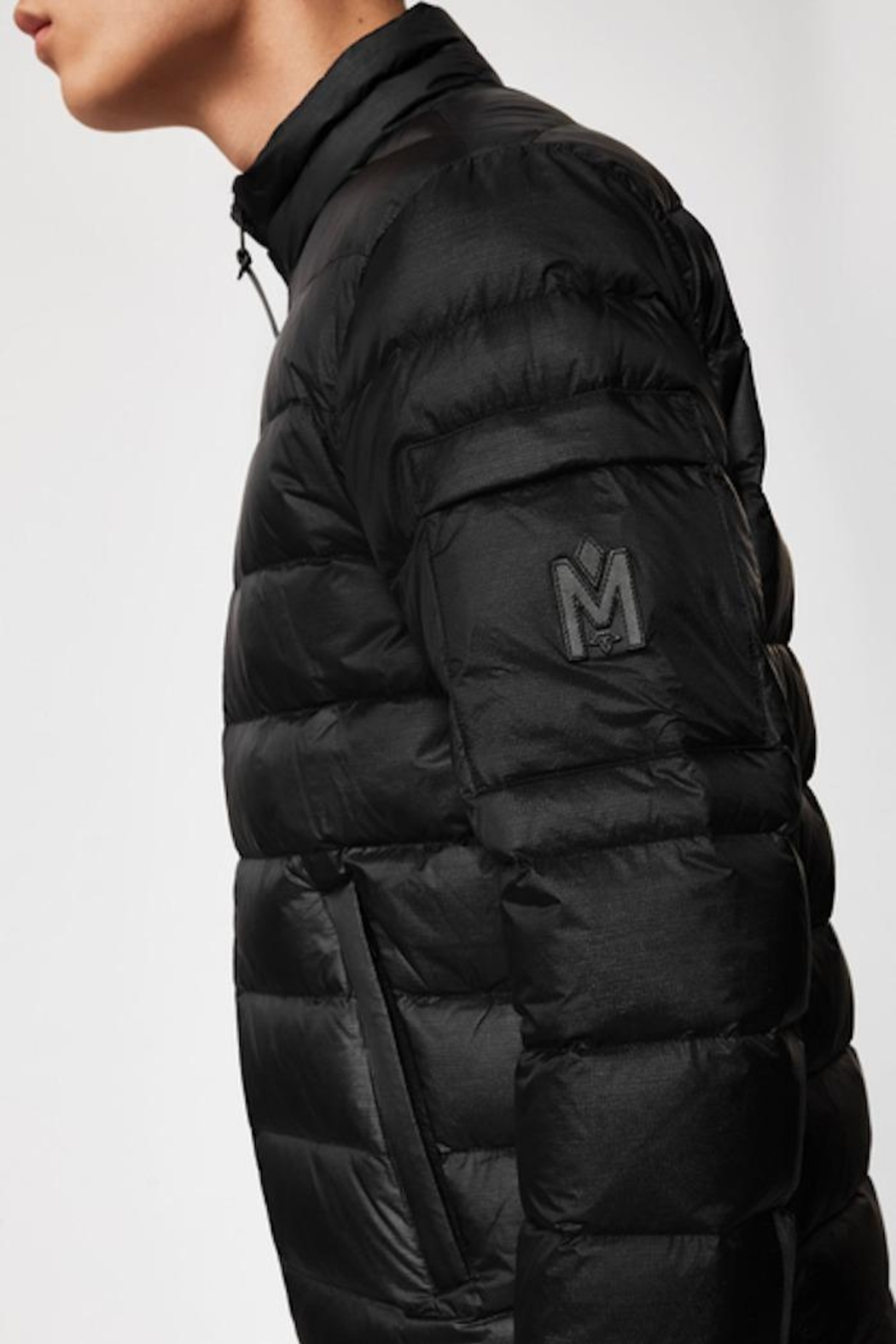 Mackage James Down Lightweight - Side Cropped Image