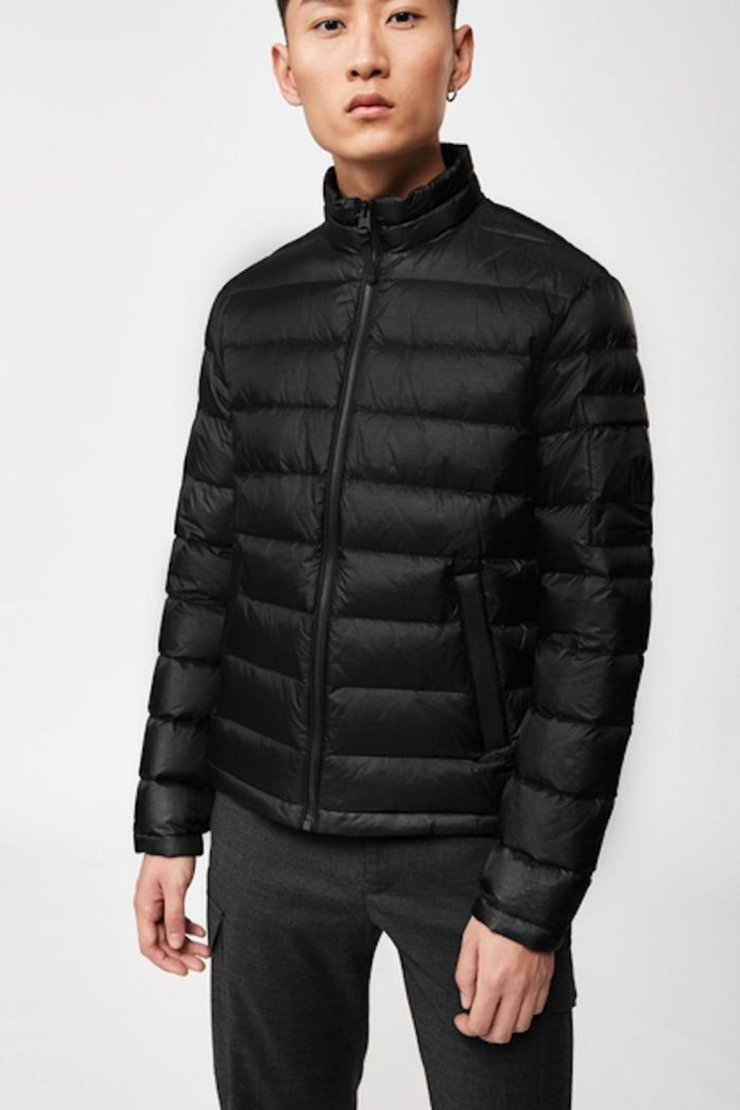Mackage James Down Lightweight - Front Full Image