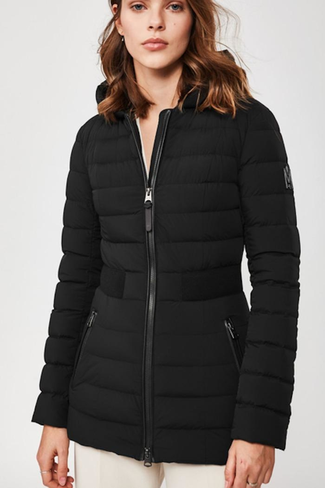 Mackage Kaila Lightweight Down Jacket - Front Full Image