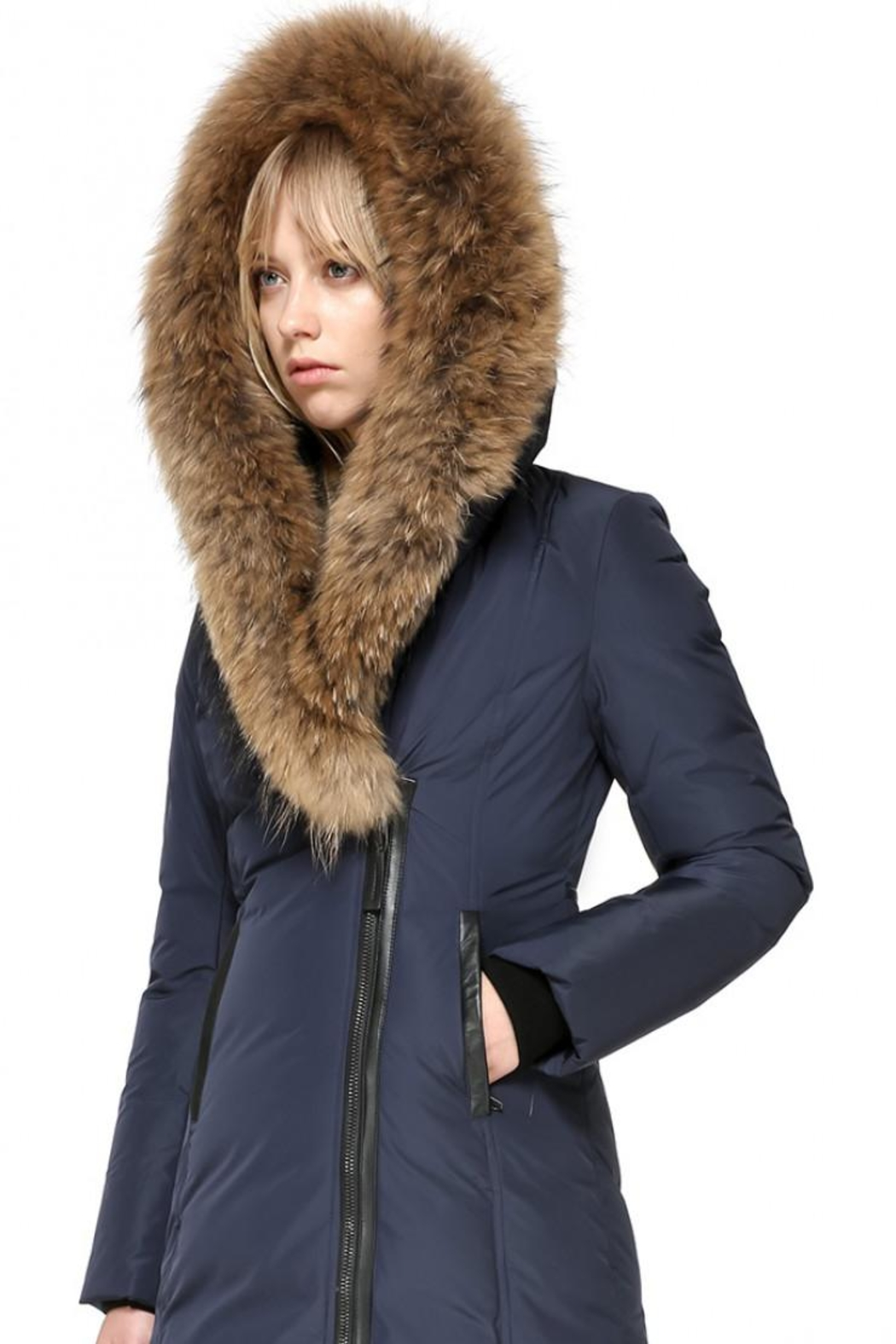 Mackage Kay Coat - Side Cropped Image