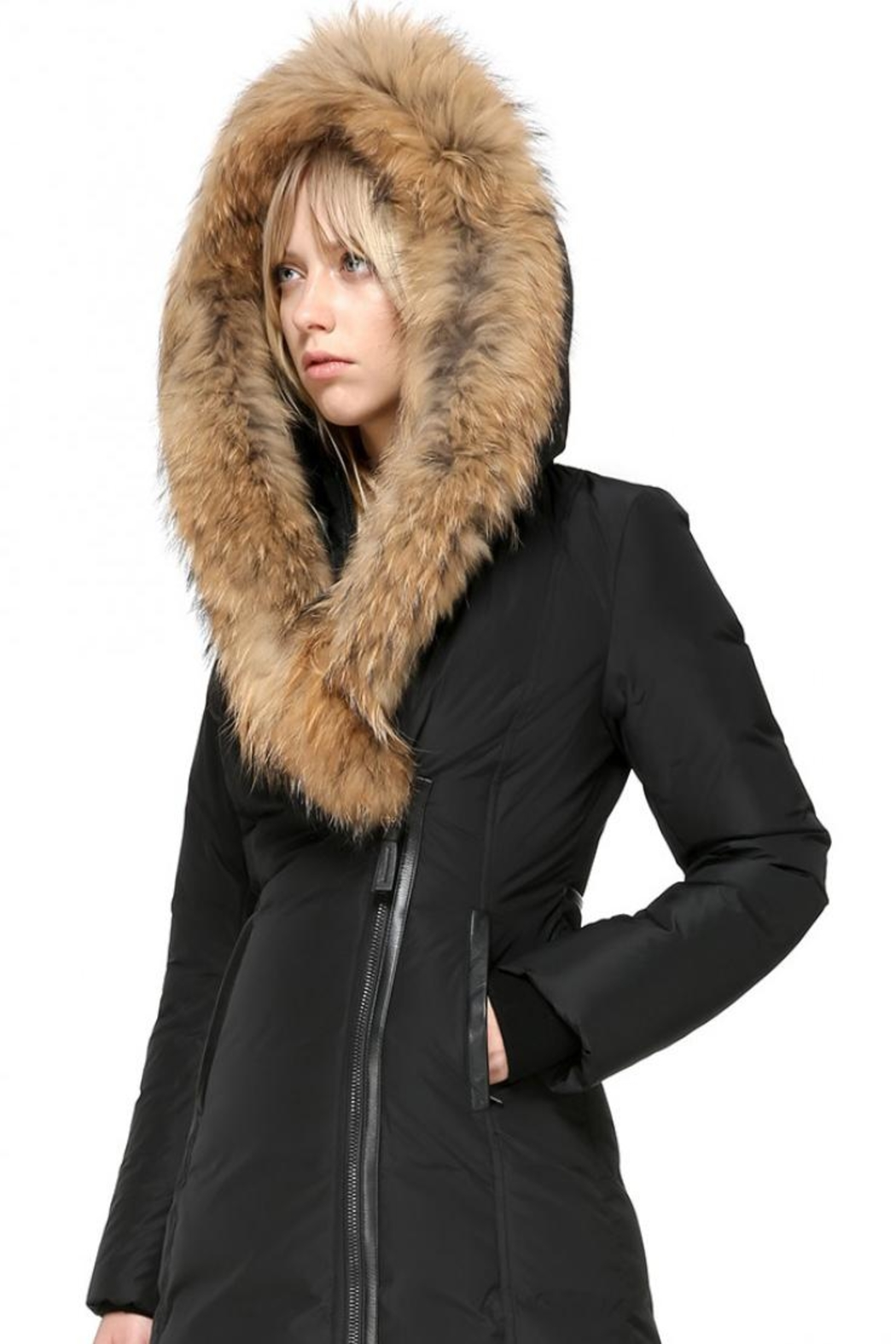 Mackage Kay Coat - Front Full Image