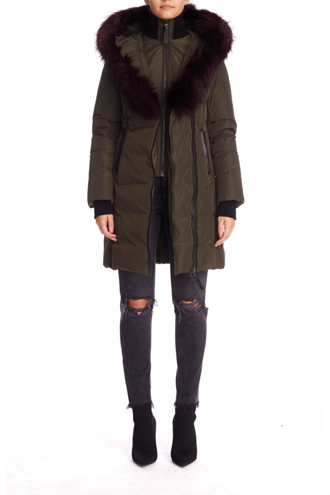 Mackage Kay F Down Coat - Back Cropped Image