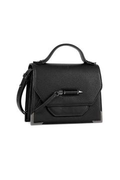 Shoptiques Product: Keeley Leather Crossbody Bag