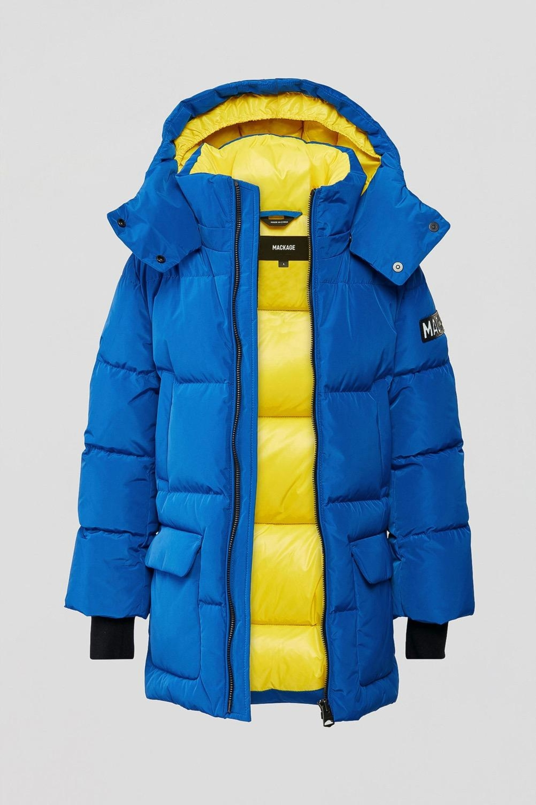 Mackage Kennie-T Down Jacket - Front Full Image