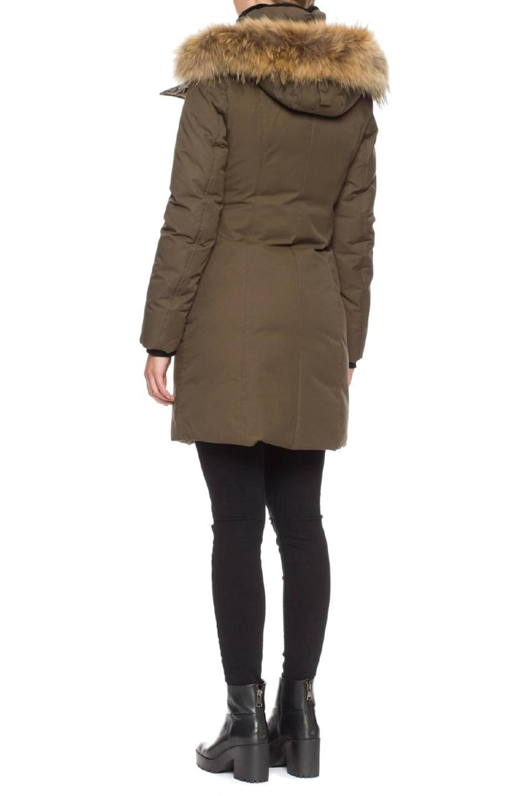 Mackage Kerry Down Coat - Back Cropped Image