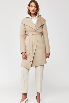 Mackage Laila Wool Coat - Product List Image