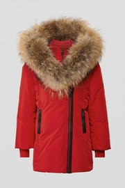 Mackage Leelee-Tr Down Coat - Front cropped