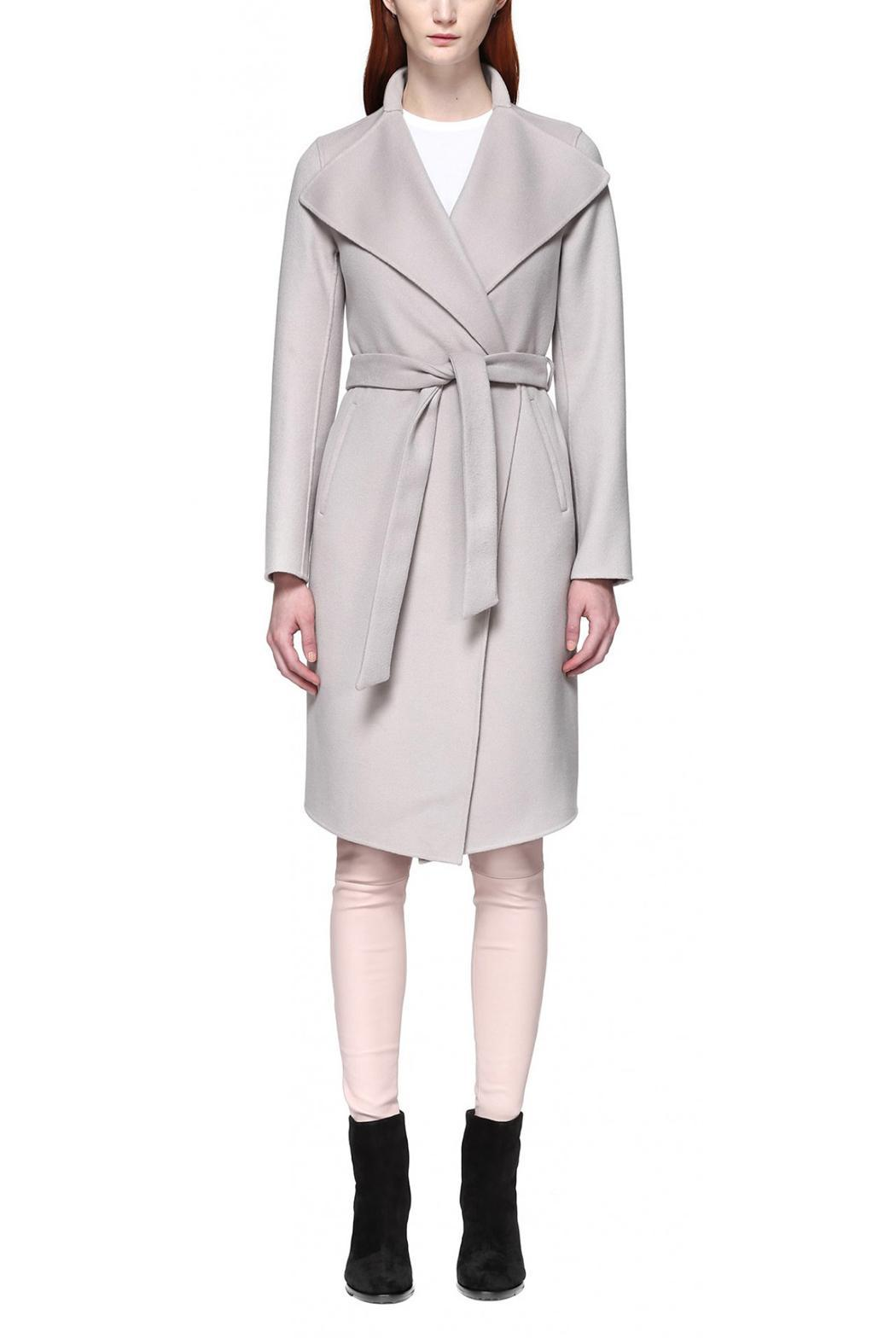 Mackage Leora Wool Coat - Front Cropped Image