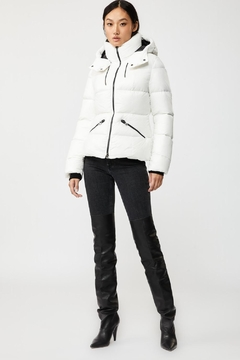 Shoptiques Product: Madalyn Down Jacket